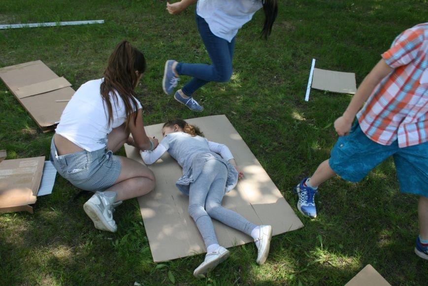 В Троицке открылся концептуально новый детский лагерь, фото-5