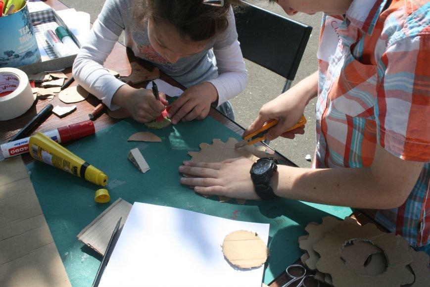 В Троицке открылся концептуально новый детский лагерь, фото-3