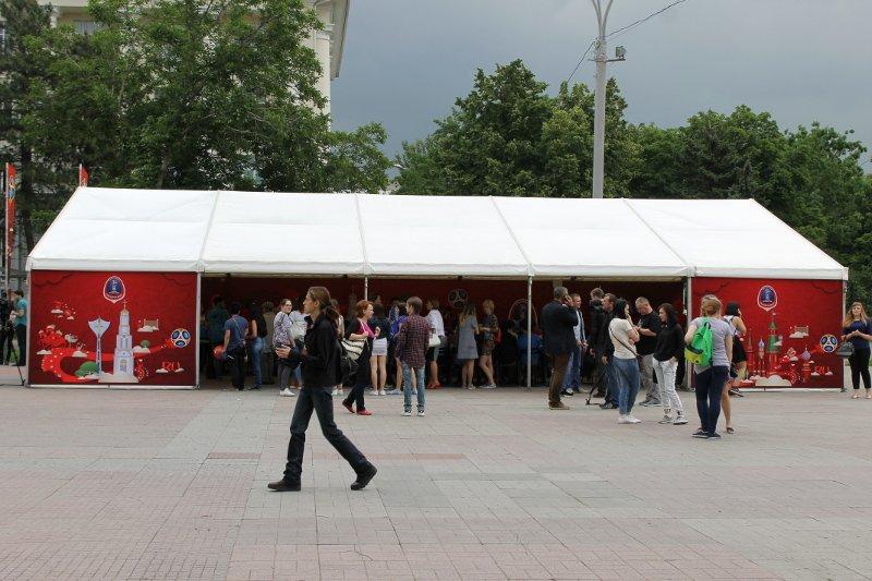 В Ростове началась регистрация кандидатов в волонтеры ЧМ-2018, фото-3