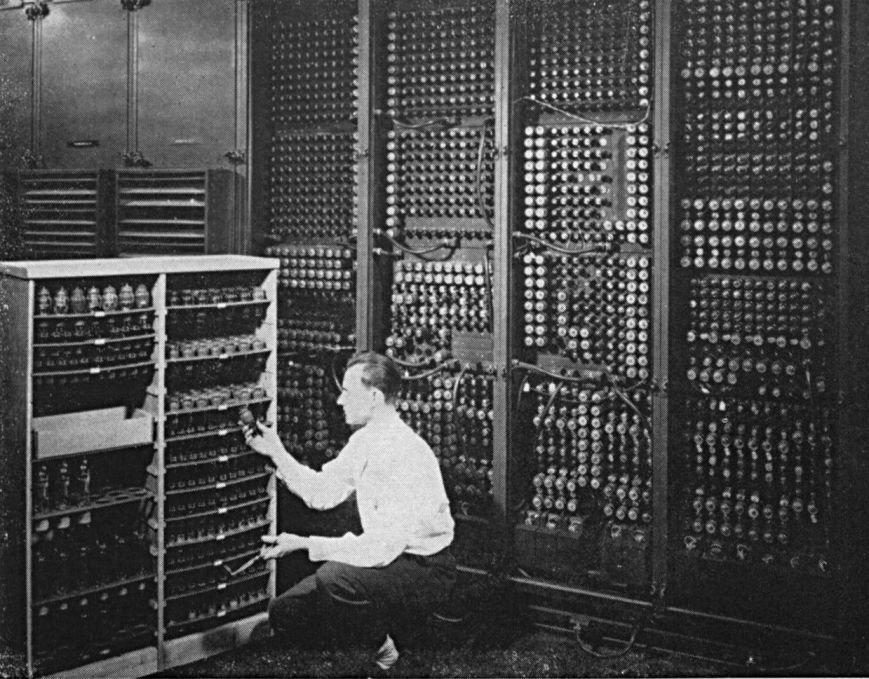 Краткая история компьютеров, фото-1