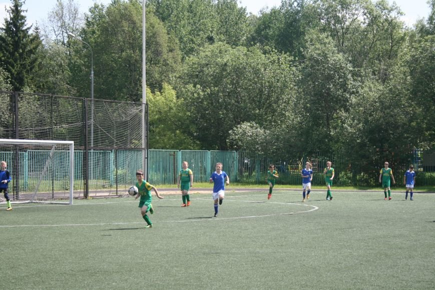 Первенство Москвы по футболу (высшая лига) провели на Троицком стадионе, фото-5