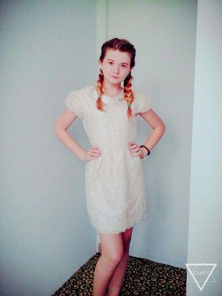 Камілла Дерцені, 13 років, Виноградів