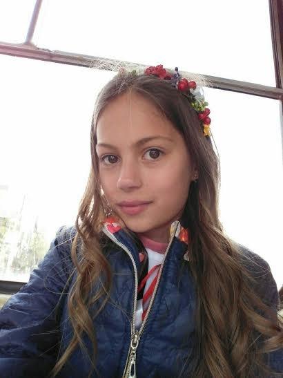 Сабіна Керечан, 10 років - Виноградів