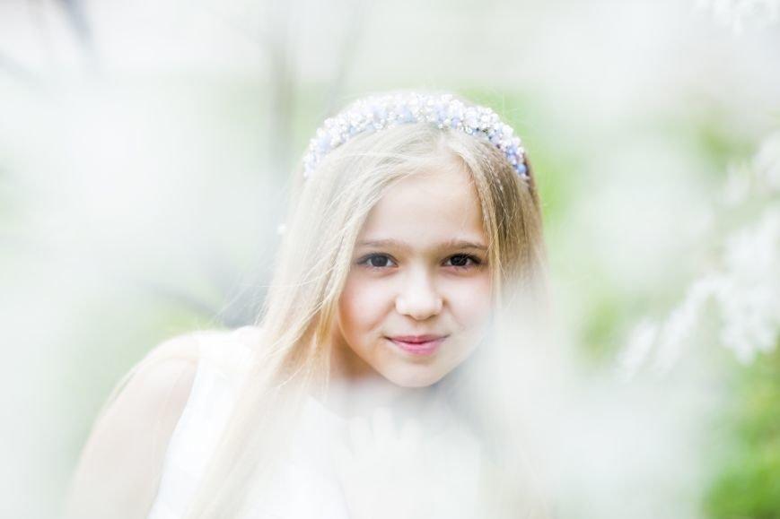 Анна Якимець, 10 років  - Берегово