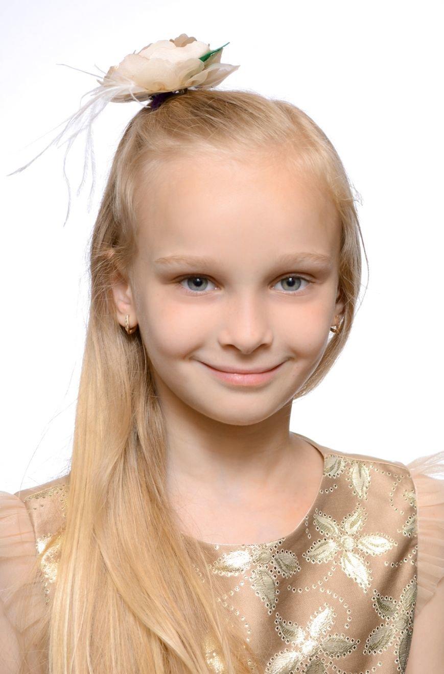 Леона Грежещук, 8 років - Ужгород