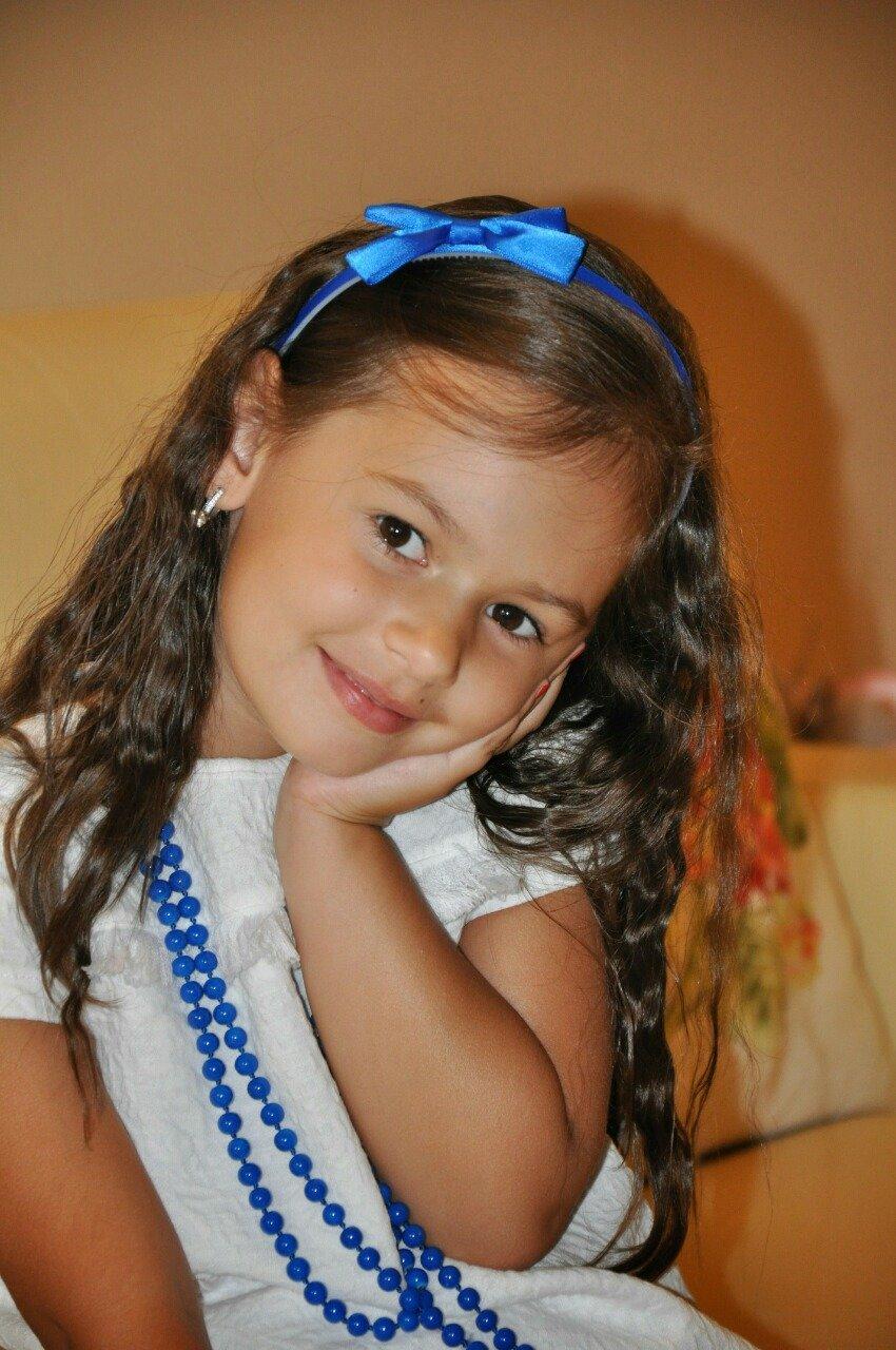 Ірина Алексій, 8 років - Свалява