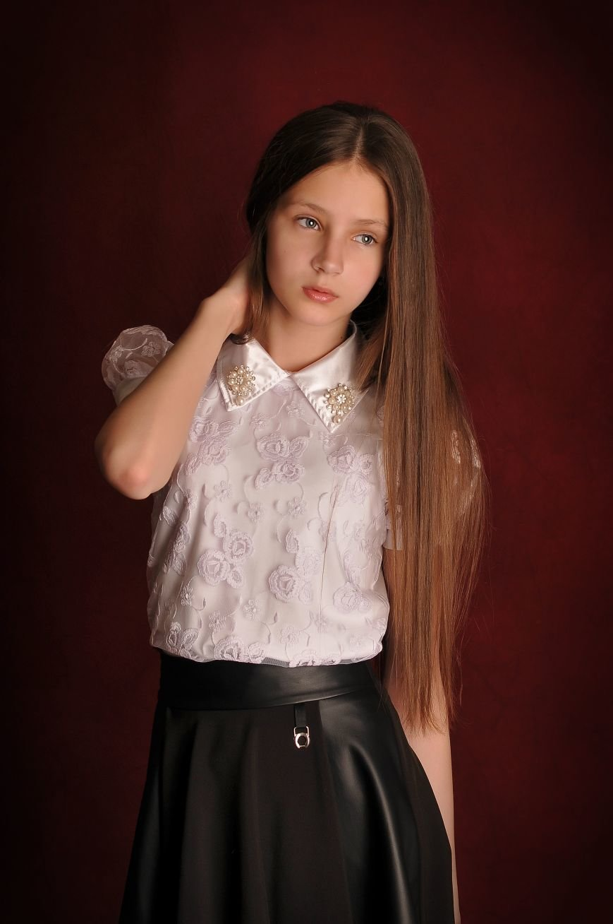 Тімея Тар, 12 років - Мукачево