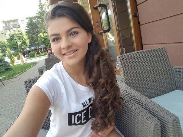 Даніелла Рейпаші, 11 років - Виноградів