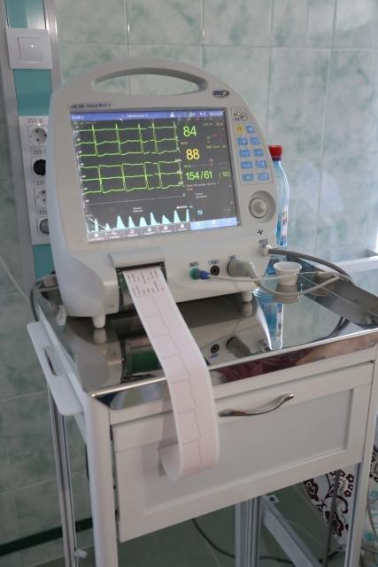 В Кременчуге открылся новый инфарктный блок - один из двух лучших в области (ФОТО), фото-4