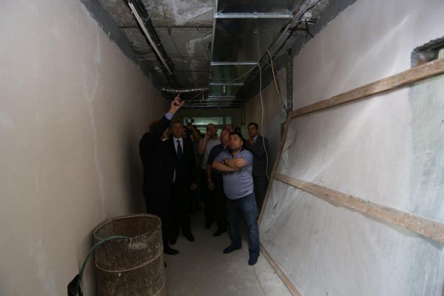 В Кременчуге открылся новый инфарктный блок - один из двух лучших в области (ФОТО), фото-7