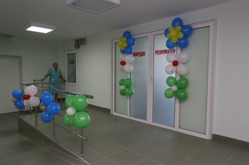 В Кременчуге открылся новый инфарктный блок - один из двух лучших в области (ФОТО), фото-2