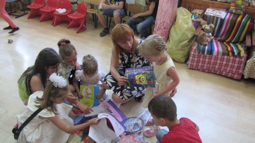 Закарпатський УКРОП завітав з подарунками у родинний будинок «Нова сім'я», фото-2