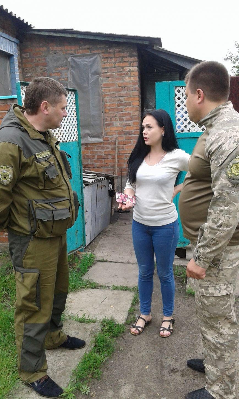 Авдеевские ребята получили подарки от полицейских (ФОТО), фото-2