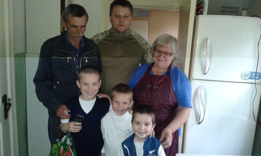 Авдеевские ребята получили подарки от полицейских (ФОТО), фото-3