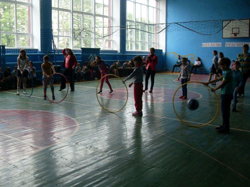 Спортивная викторина для школьников в Доброполье, фото-2