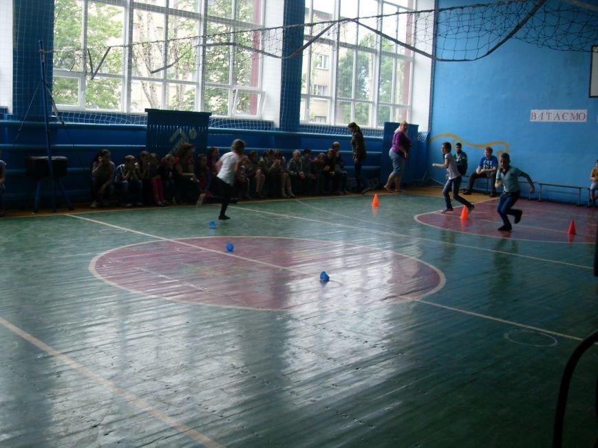Спортивная викторина для школьников в Доброполье, фото-1