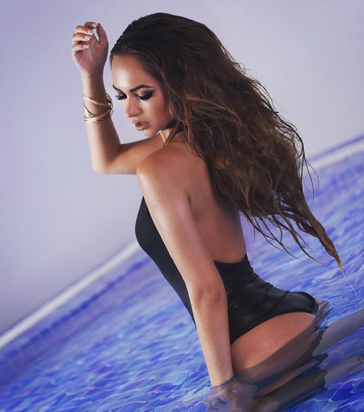 Королева красоты из Мариуполя Кристина Папакина любит спорт и естественность, фото-3