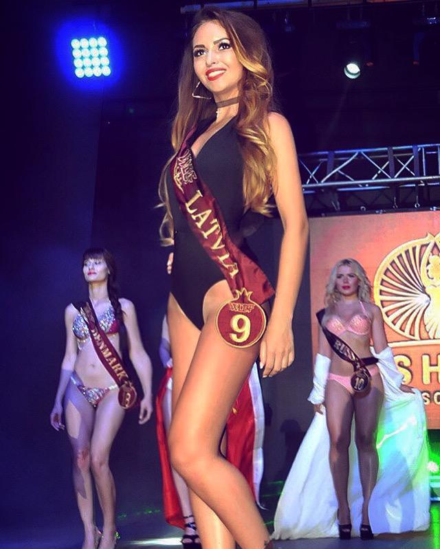 Королева красоты из Мариуполя Кристина Папакина любит спорт и естественность, фото-7