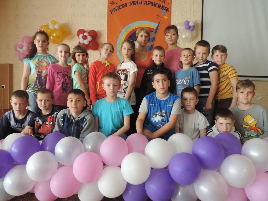 В пришкольном лагере УВК №4 состоялось открытие первой смены, фото-4