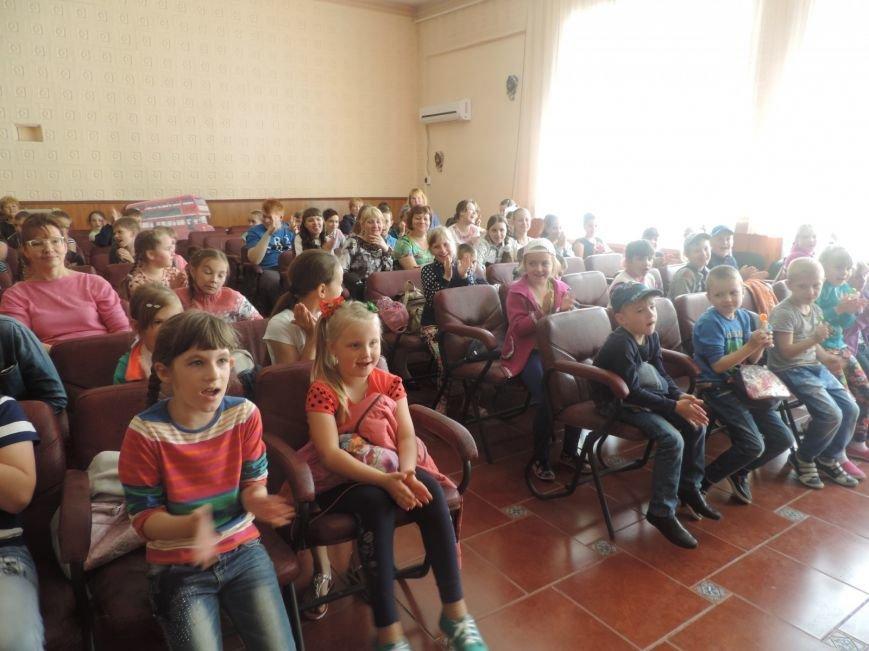 В пришкольном лагере УВК №4 состоялось открытие первой смены, фото-8