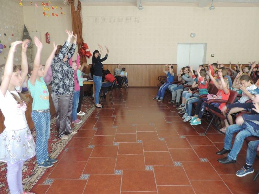 В пришкольном лагере УВК №4 состоялось открытие первой смены, фото-1