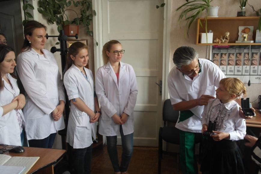 Мечты сбываются: малышка из Покровского района получила слуховые аппараты, фото-4