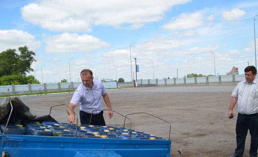 Голова РДА взяв під особистий контроль протидію незаконній торгівлі дизельного палива, фото-1