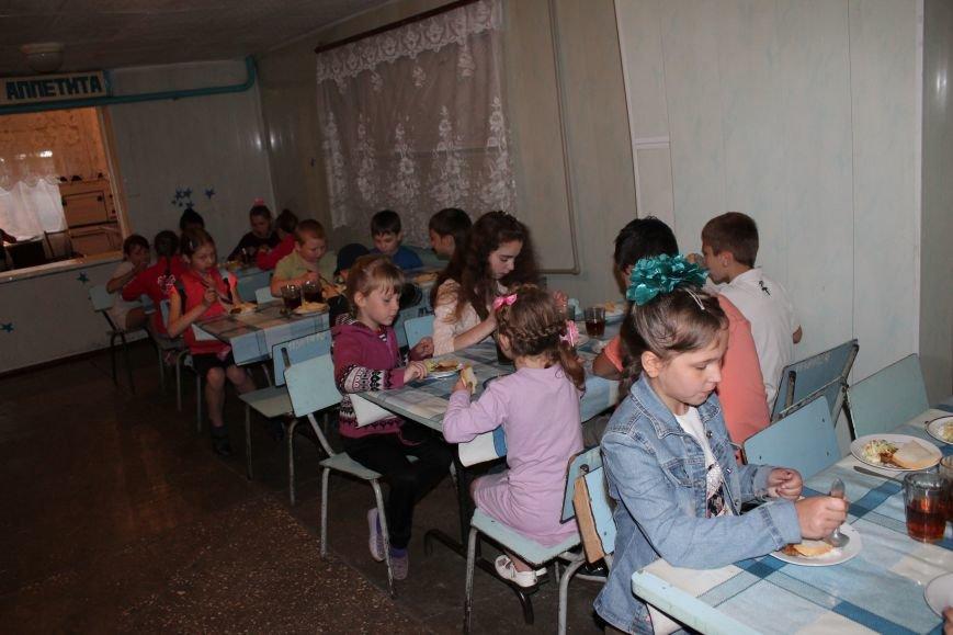 Школьный лагерь открыл свои двери для горняцких детей, фото-4