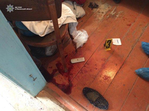 На Рівненщині затримали зловмисників, які скоїли розбійний напад на  пенсіонерку (ФОТО), фото-1