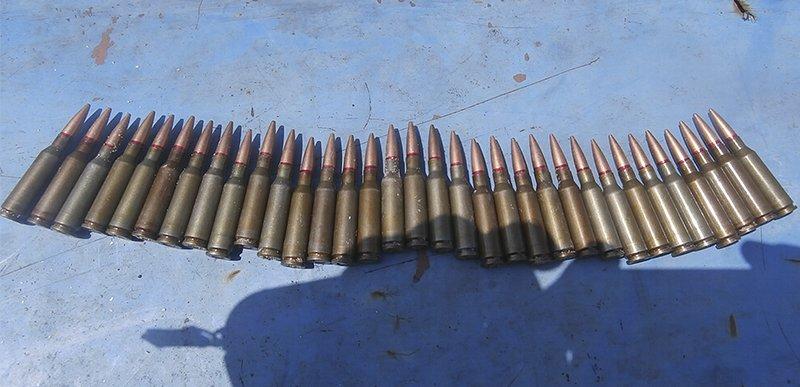 Мариупольские полицейские нашли в салонах автомобилей гранату и патроны (ФОТО), фото-3