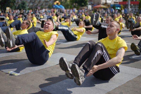 Черкащани встановили рекорд із качання пресу (ФОТО), фото-3