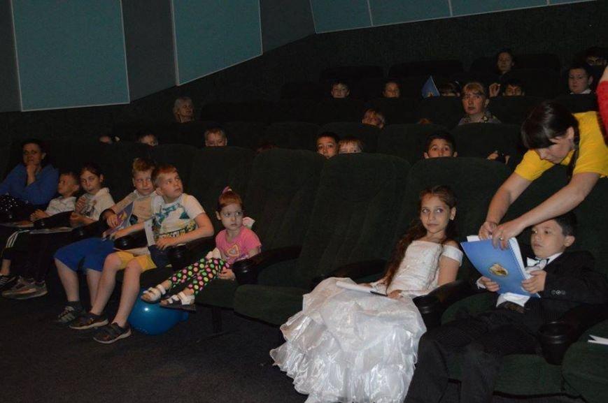 """Мариупольским детям показали европейские фильмы на  """"Чилдрен Кинофесте""""(ФОТО), фото-5"""