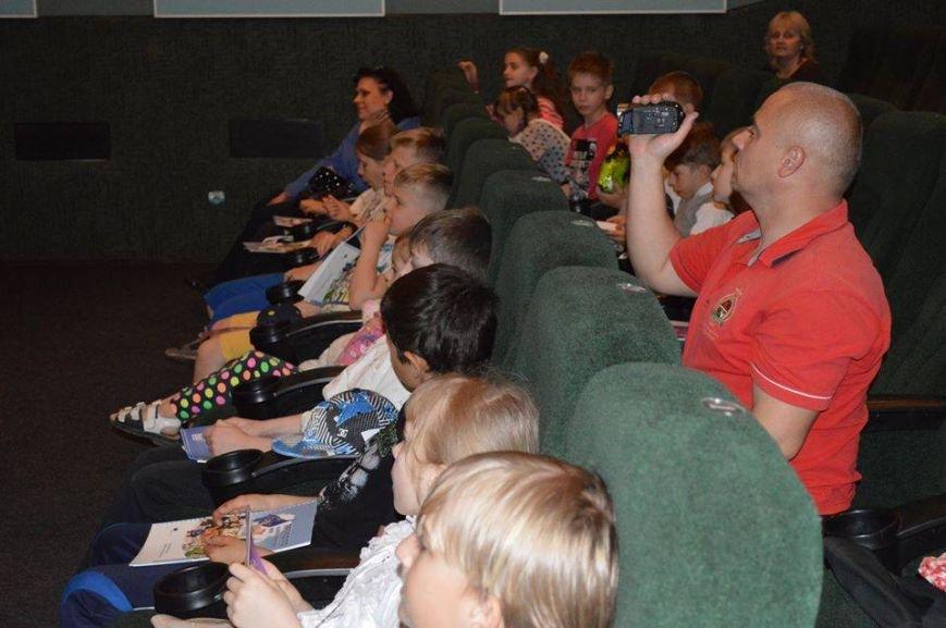 """Мариупольским детям показали европейские фильмы на  """"Чилдрен Кинофесте""""(ФОТО), фото-7"""