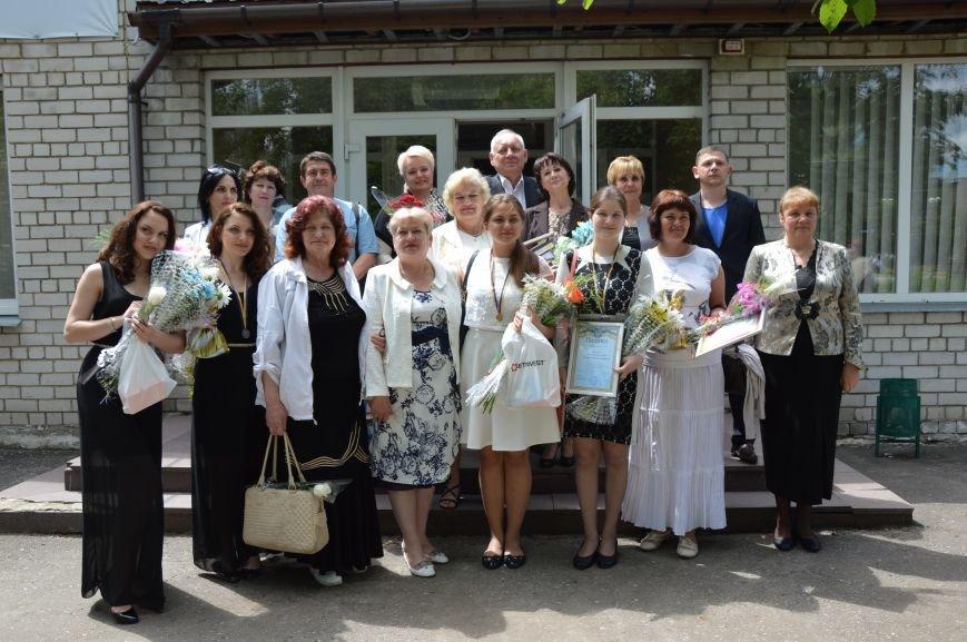 В Авдеевке чествовали медалистов (ФОТО), фото-1