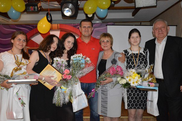 В Авдеевке чествовали медалистов (ФОТО), фото-7