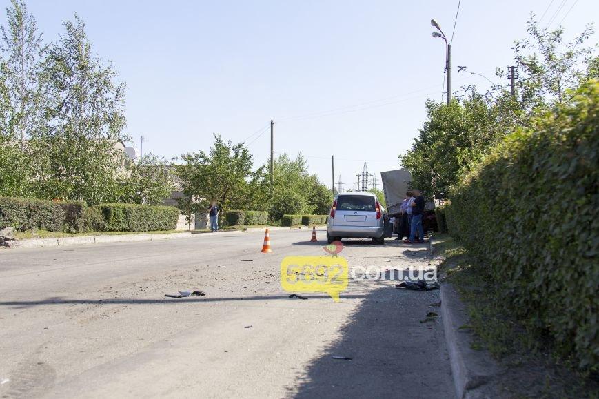 В Каменском в ДТП на Грушевского пострадала девушка, фото-2