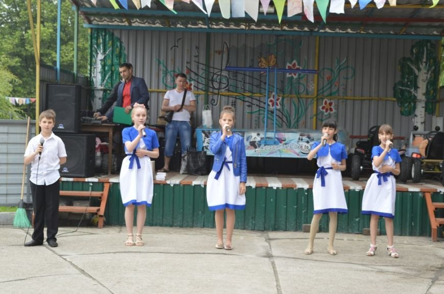 Белицкое - городок детских улыбок, фото-9