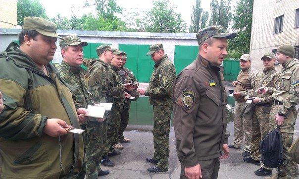 У Авдеевского отделения полиции проверили боеготовность личного состава (ФОТО), фото-2