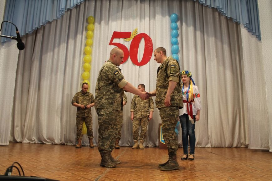 Воинская часть А4176 отметила свой 50-летний юбилей, фото-4