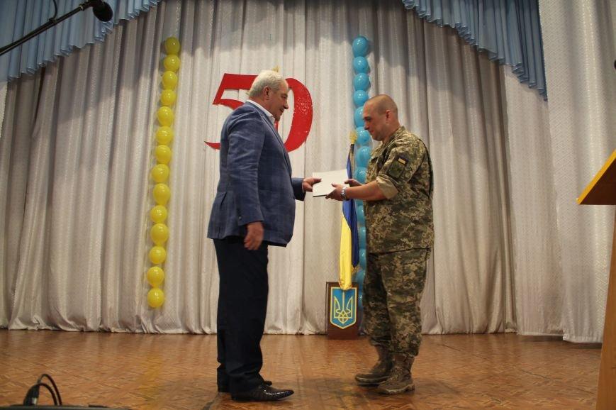 Воинская часть А4176 отметила свой 50-летний юбилей, фото-2