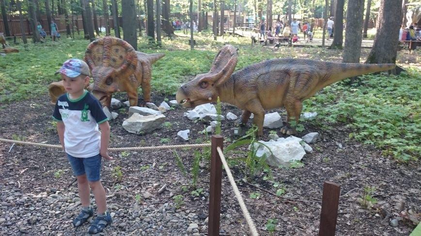 В ульяновском парке живут динозавры. ФОТО, фото-7
