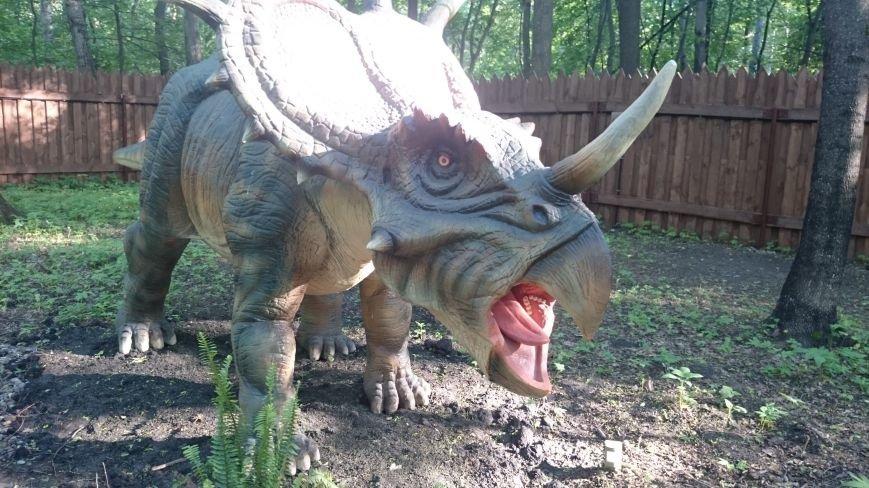 В ульяновском парке живут динозавры. ФОТО, фото-5