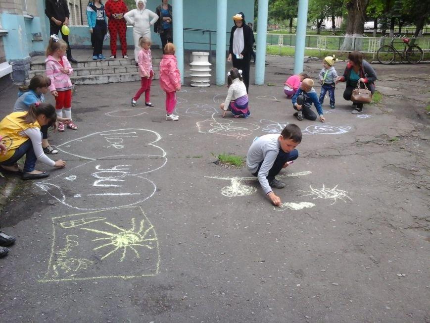 В Доброполье открылись пришкольные лагеря, фото-2