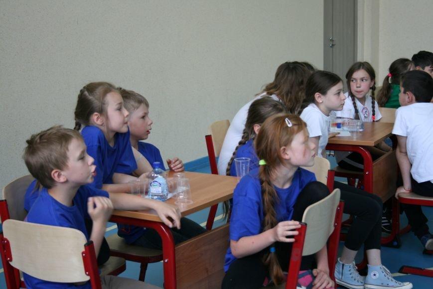 Троицкий батальон ГИБДД завершил акцию «Здравствуй, лето!» слётом школьных команд, фото-10