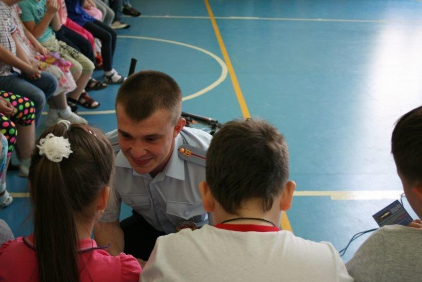 Троицкий батальон ГИБДД завершил акцию «Здравствуй, лето!» слётом школьных команд, фото-5