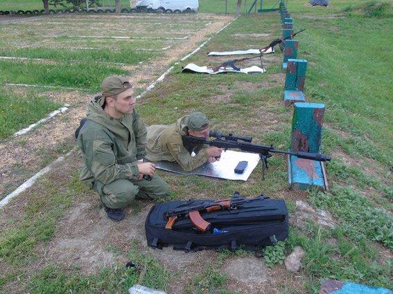 Херсонские полицейские на полигоне провели учебно-тренировочные стрельбы (фото), фото-2