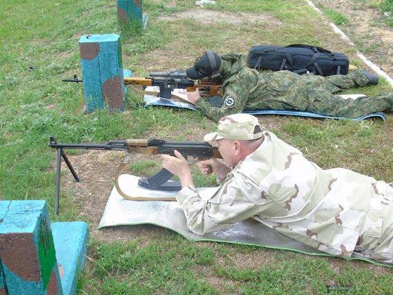 Херсонские полицейские на полигоне провели учебно-тренировочные стрельбы (фото), фото-1