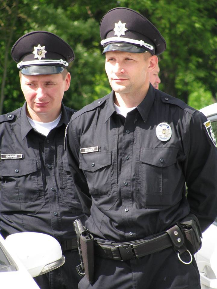 Старт роботи нової дорожньої патрульної поліції!, фото-2