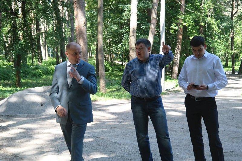 У КП «Дирекція парків» – новий керівник (ФОТО), фото-1