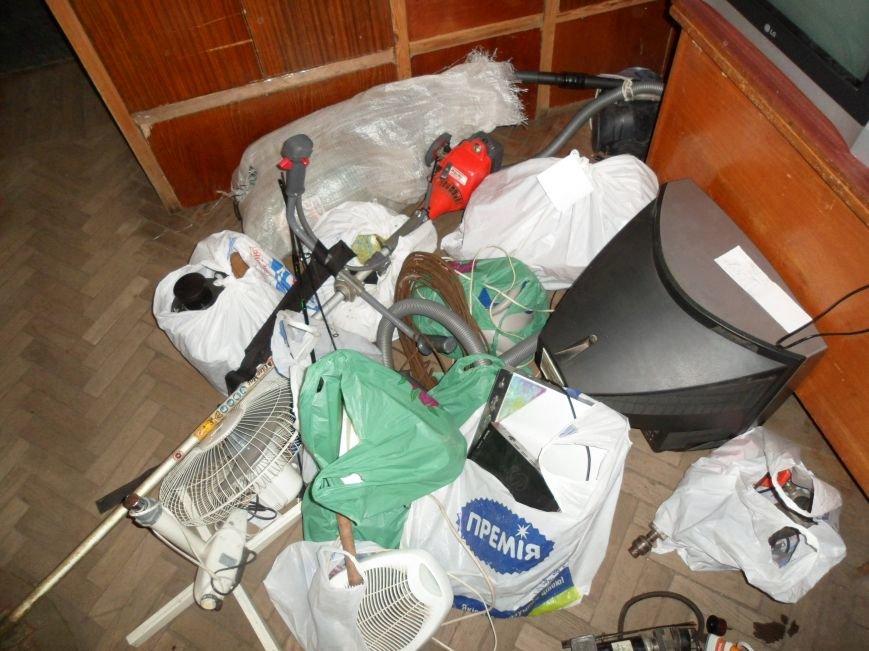 В Каменском при раскрытии краж из домовладений обнаружили плантацию конопли, фото-6